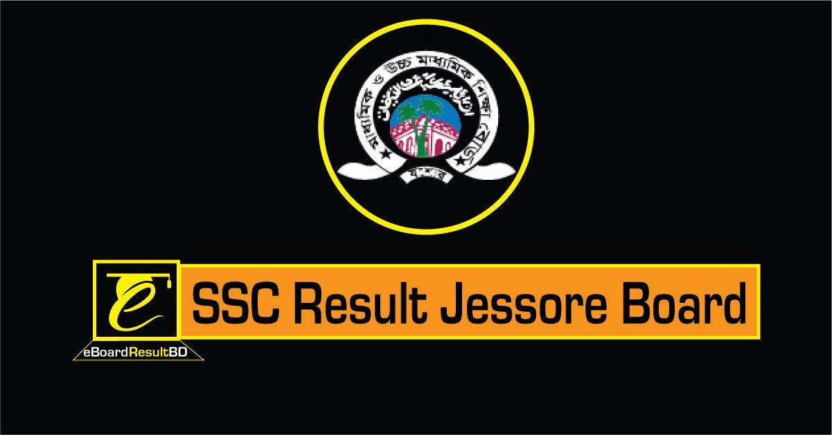 Jessore Education Board SSC Result
