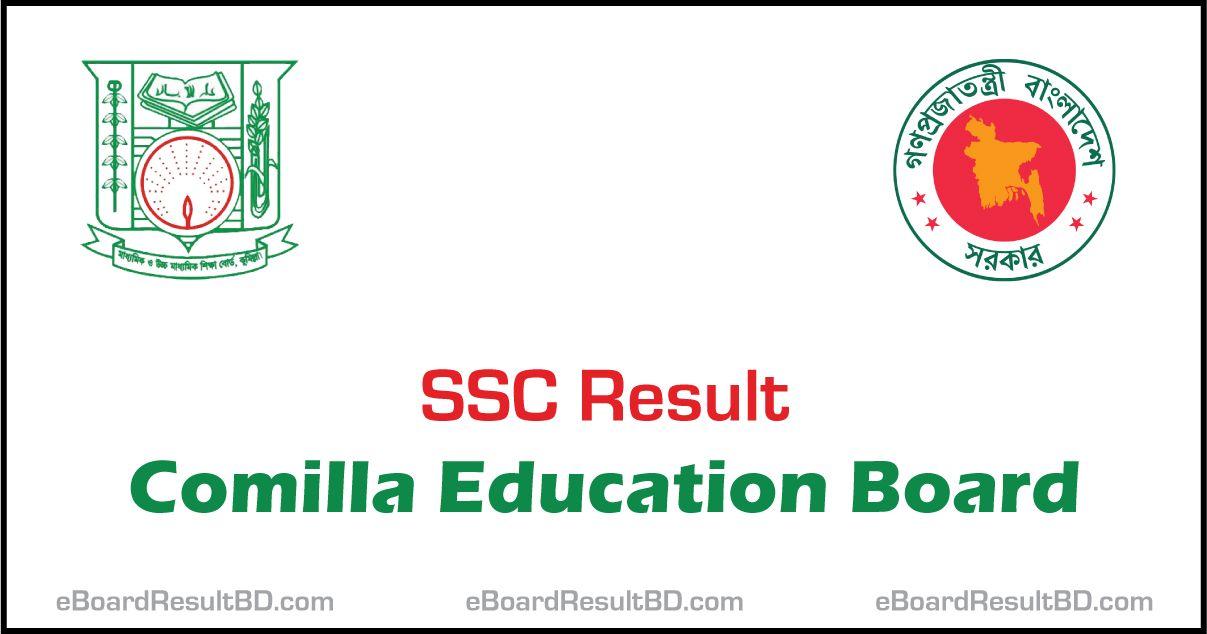 SSC Result 2018 Comilla Education Board