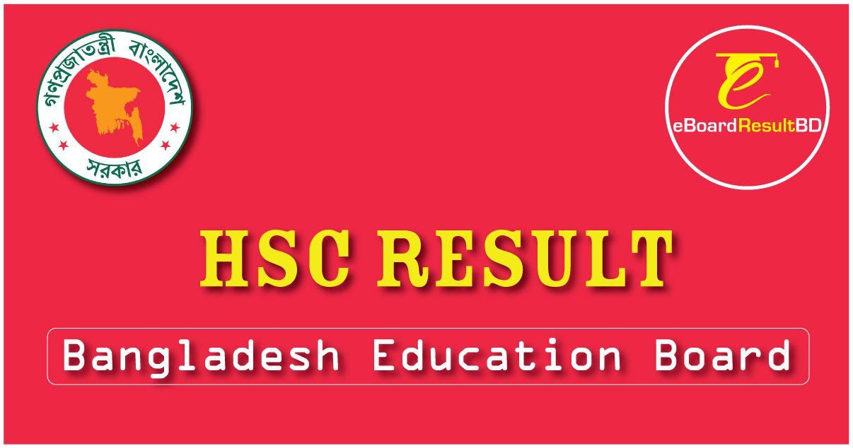 HSC Result 2019 All Education Board Results - eboardresults com