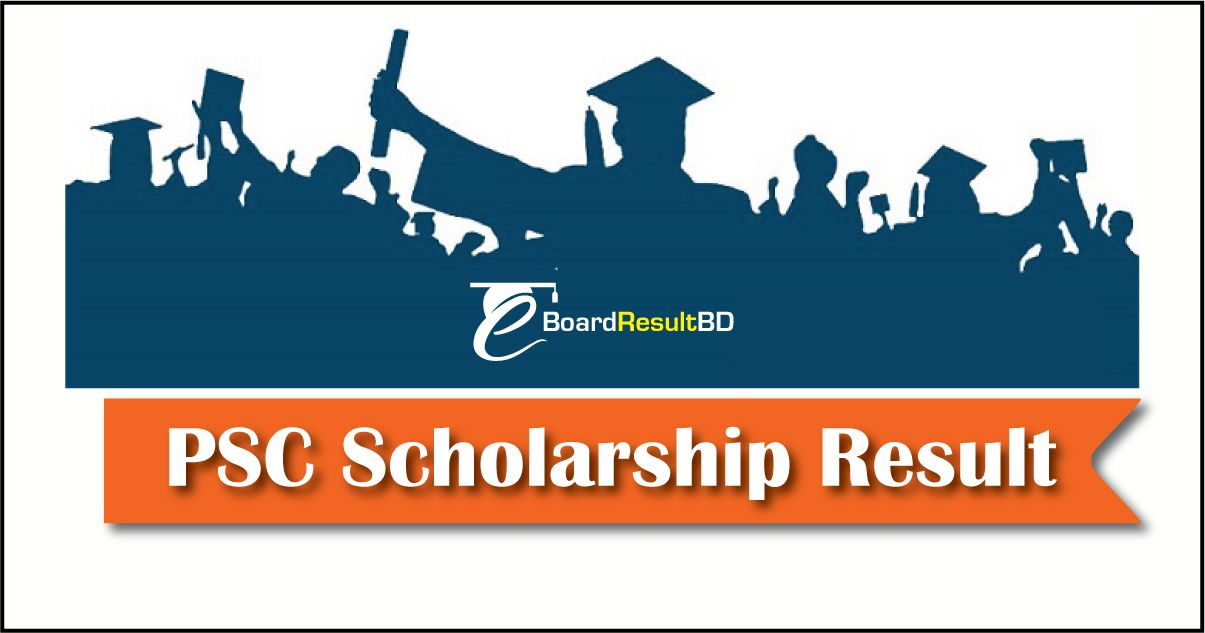 PSC Scholarship Result 2018