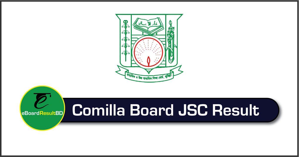 Comilla Board JSC Result 2019